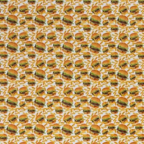 Burgermenue